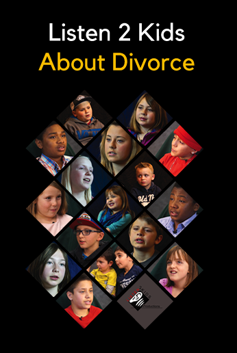 Listen 2 Kids About Divorce DVD cover