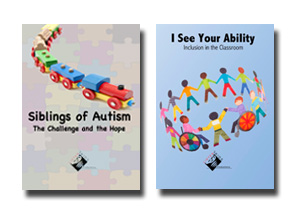photo: Autism + Inclusion DVD package